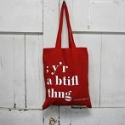 y'r a btifl thng Shopper