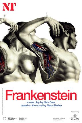 danny boyle frankenstein poster. #39;Frankenstein#39; program, poster