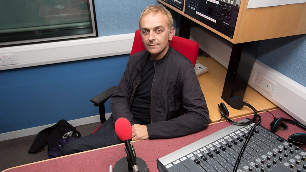 Karl Hyde - BBC 6 Music